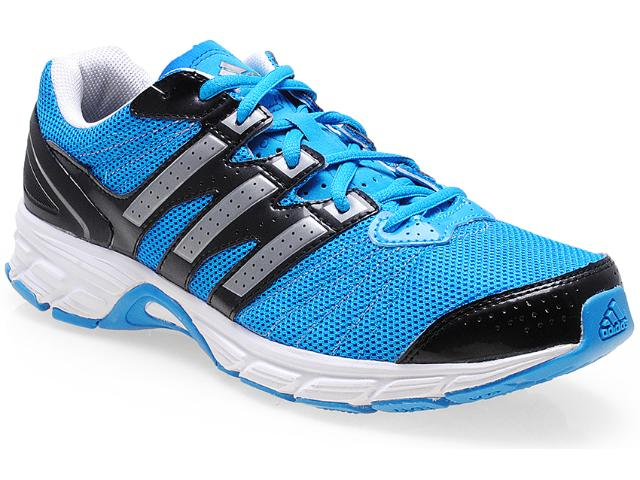 Tênis Masculino Adidas D66470 Roadmace m Azul/preto