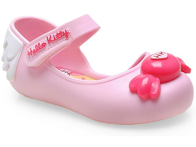 Sapatilha Feminina Grendene 21150 my Sweet Hello Kitty Rosa Claro