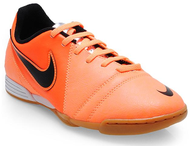 Tênis Masculino Nike 525177-800 Ctr360 Enganche Iii ic Laranja