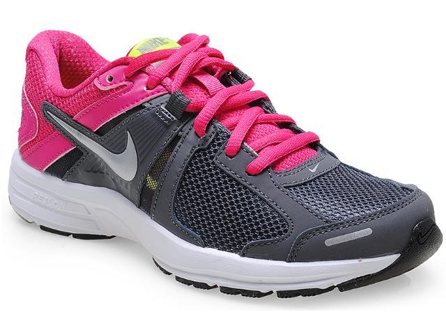 Tênis Feminino Nike 580438-016 Dart 10 Msl Chumbo/pink