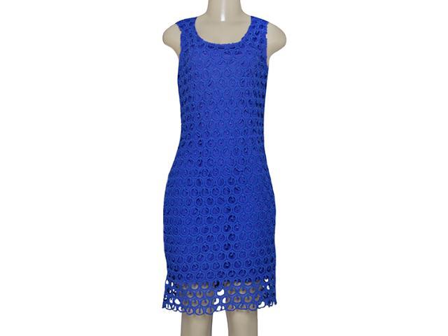 Vestido Feminino Alpelo 80402 Royal