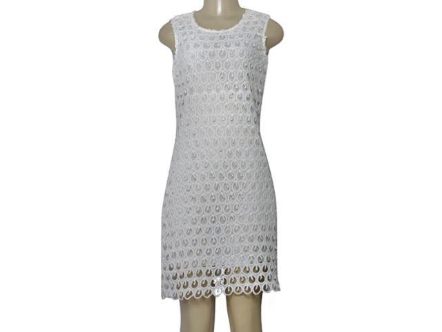 Vestido Feminino Alpelo 80402 Branco