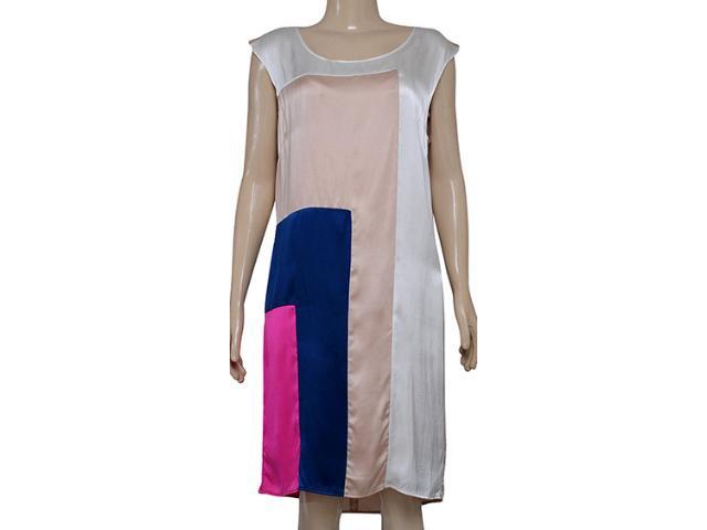 Vestido Feminino Borda Barroca 519043 Color