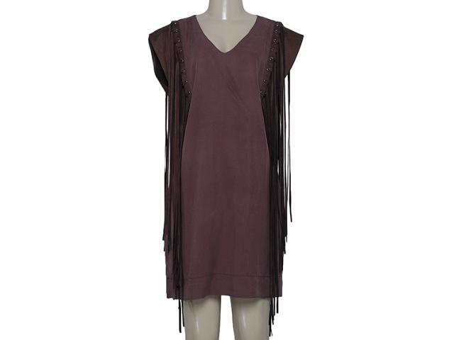 Vestido Feminino Borda Barroca 519223 Pampa