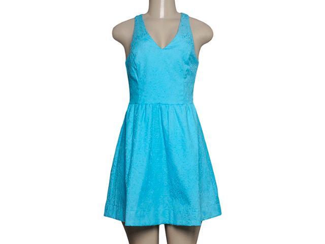 Vestido Feminino Cavalera Clothing 11.01.0944 Turquesa