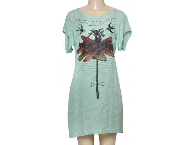 Vestido Feminino Cavalera Clothing 11.01.1112 Verde