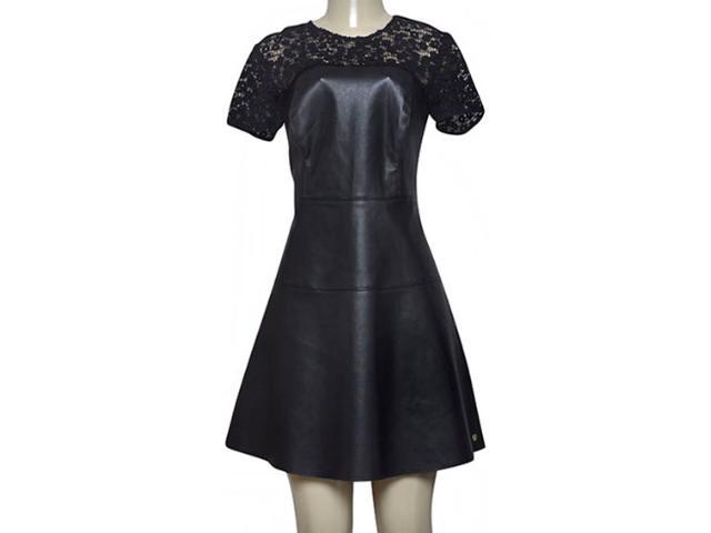 Vestido Feminino Cavalera Clothing 11.01.1186 Preto