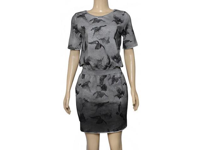 Feminino Vestido Cavalera Clothing 11.03.1035 Mescla