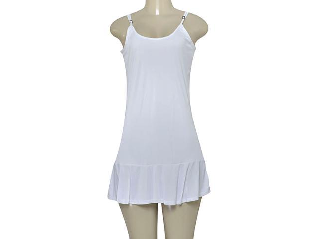 Vestido Feminino Cia Maritima 1405 000 Branco