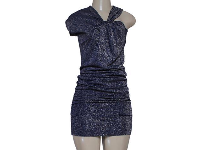 Vestido Feminino Coca-cola Clothing 443201206 Marinho
