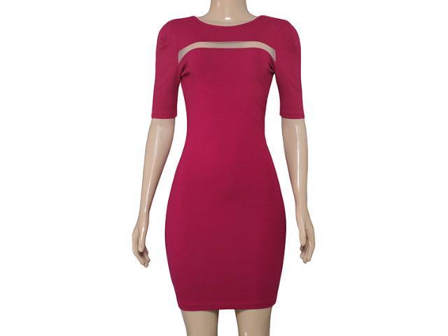 Vestido Feminino Coca-cola Clothing 443201658 Rosa