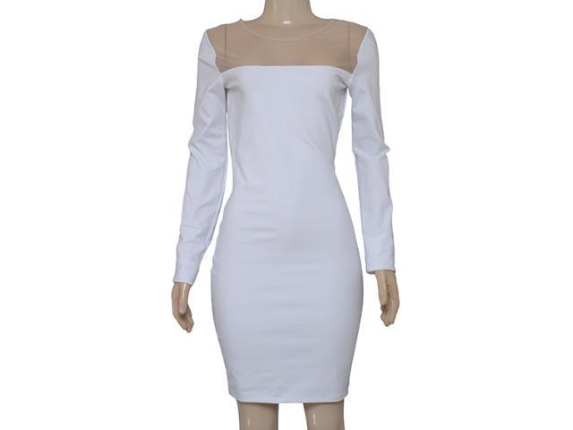 Vestido Feminino Coca-cola Clothing 443201848 Branco