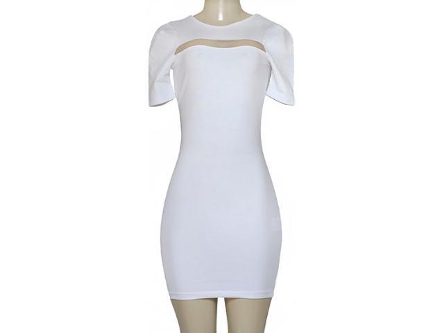 Vestido Feminino Coca-cola Clothing 443201658 Branco