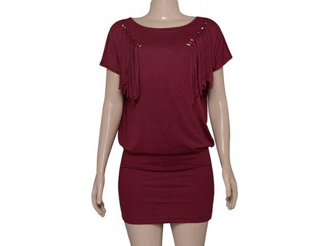 Vestido Feminino Coca-cola Clothing 443202083 Vermelho