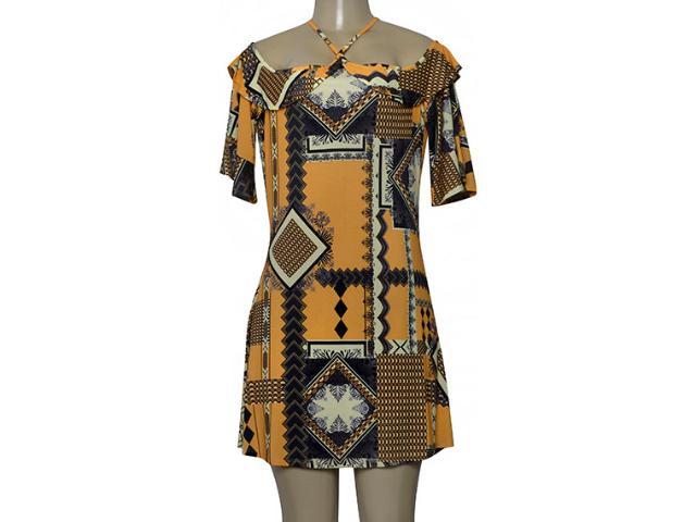 Vestido Feminino Coca-cola Clothing 443202250 Var15 Estampado