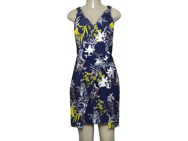 Vestido Feminino Coca-cola Clothing 443202132 Var2 Marinho Estampado