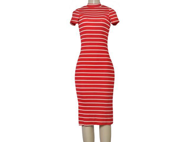 Vestido Feminino Coca-cola Clothing 443202264 Va2 Vermelho/branco