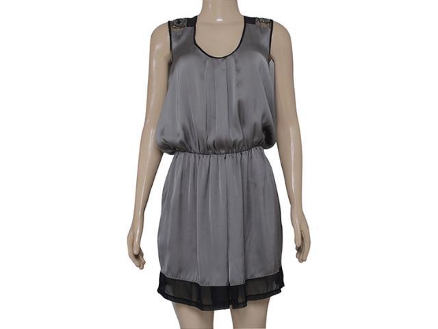 Vestido Feminino Colcci 440105133 Chumbo