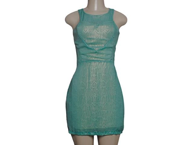 Vestido Feminino Dopping 018057507 Menta
