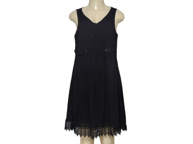 Vestido Feminino Dopping 018062547 Preto