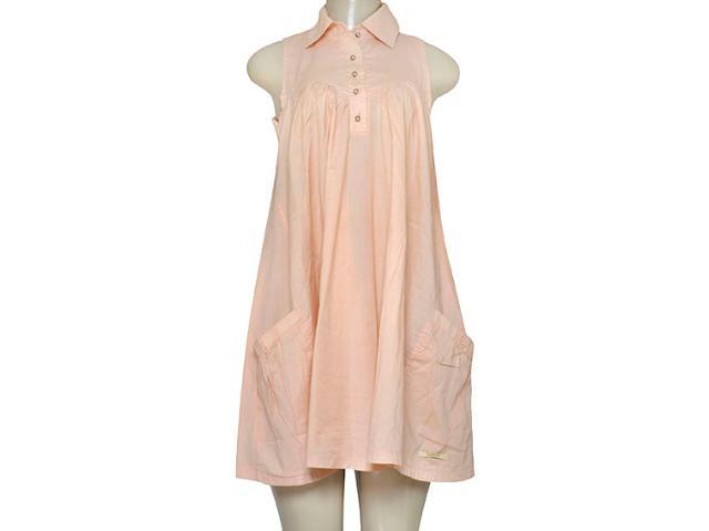 Vestido Feminino Dopping 018058571 Salmão