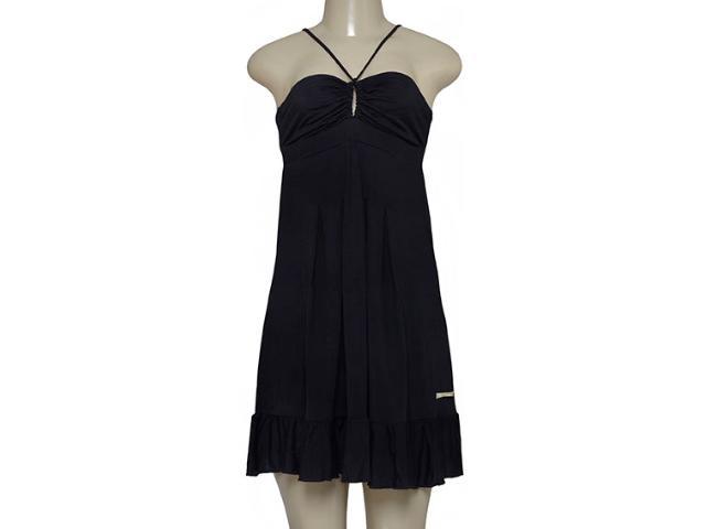Vestido Feminino Dopping 018058555 Preto