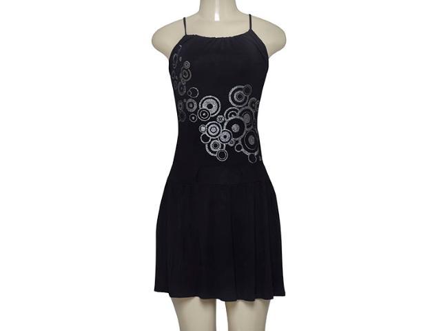 Vestido Feminino Dopping 5807105/1 Preto