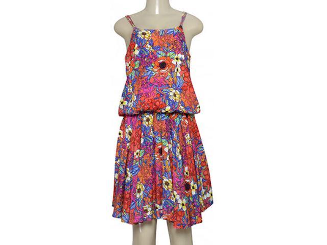 Vestido Feminino Dopping 018062535 Estampada