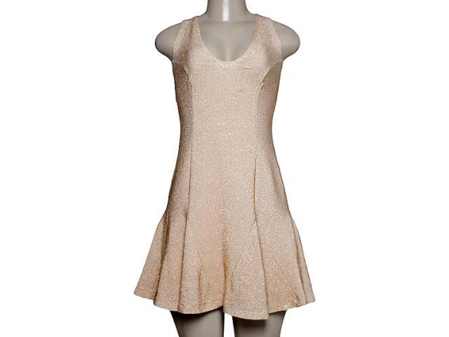 Vestido Feminino Forum 444602167 Dourado