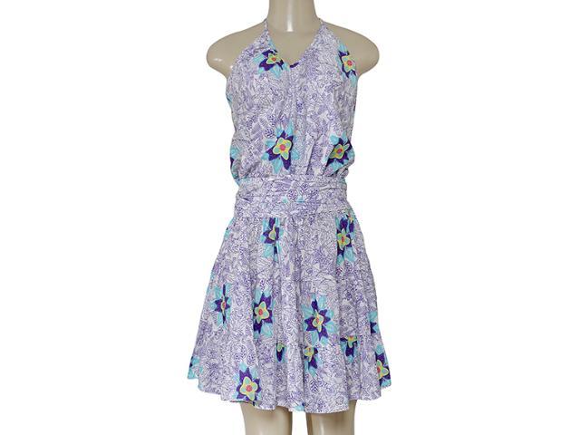 Vestido Feminino Hering H6eh3b1 Estampada