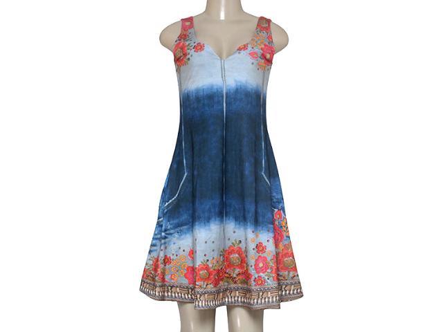Vestido Feminino Intuição 152629 Estampado
