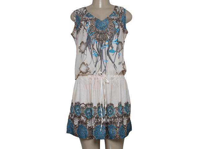 Vestido Feminino Intuição 152503 Estampado