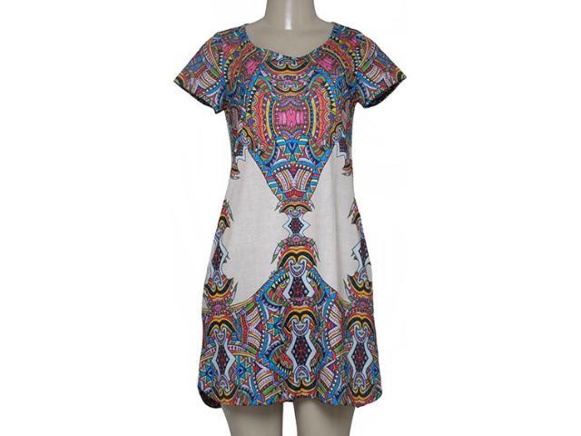 Vestido Feminino Intuição 152639 1896 Color
