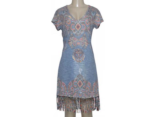 Vestido Feminino Intuição 152655 1910 Color