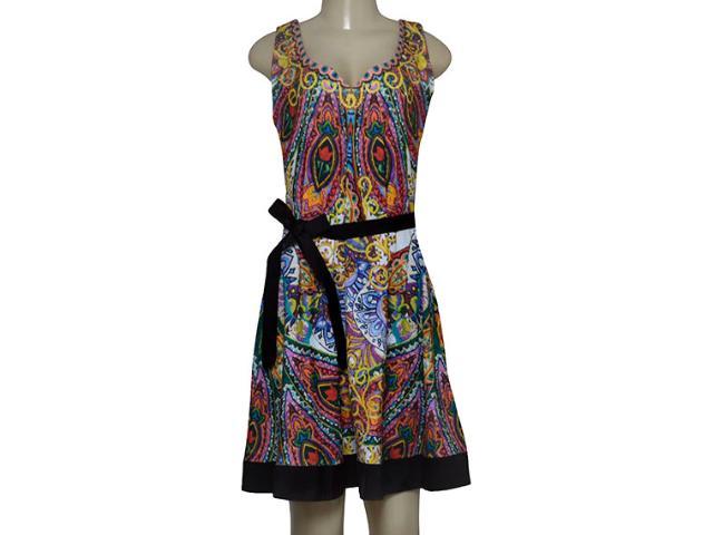 Vestido Feminino Intuição 152513 1917 Color
