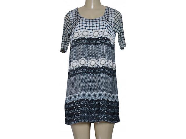 Vestido Feminino Intuição 152538 1914 Estampado