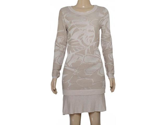 Vestido Feminino Katze 32402 Bege
