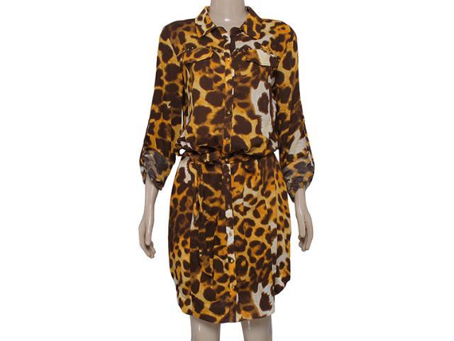 Vestido Feminino Lado Avesso 82623 Onca
