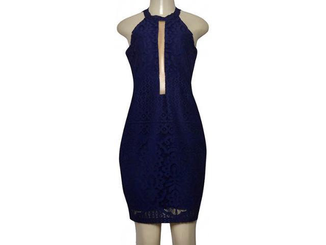 Vestido Feminino Lado Avesso 102563 Marinho