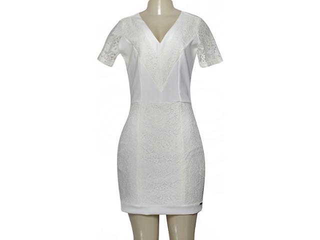 Vestido Feminino Lado Avesso 100493 Off White