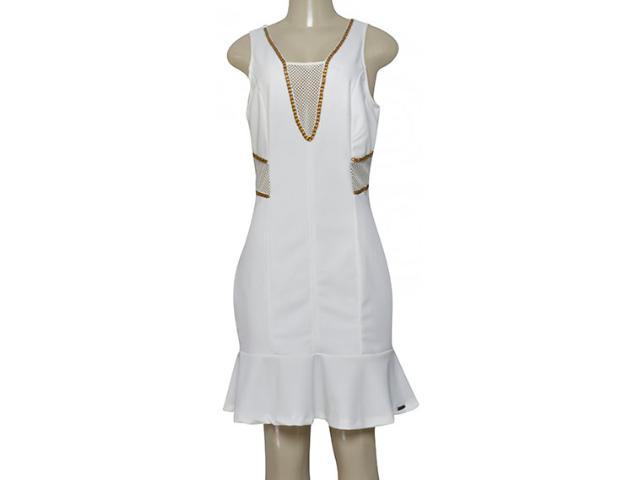 Vestido Feminino Lado Avesso 100485 Off White