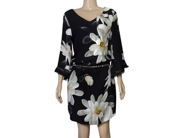 Vestido Feminino Lado Avesso 101653 Floral
