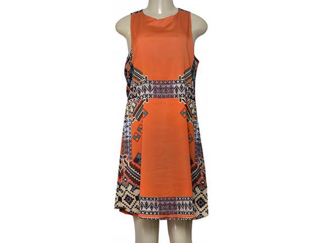 Vestido Feminino Lez a Lez L9286 Marrom