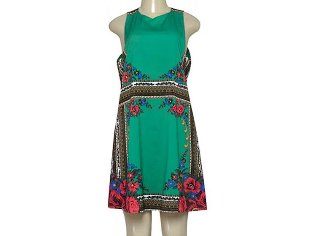 Vestido Feminino Lez a Lez L9286 Verde