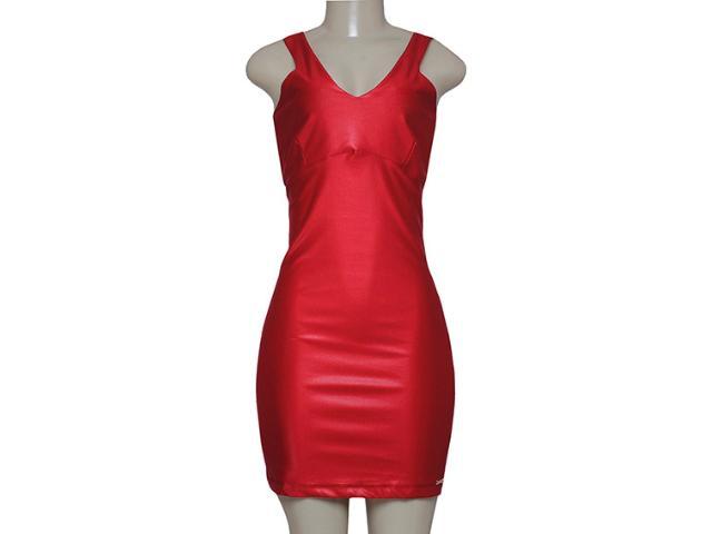 Vestido Feminino Meia Loka 35103 Vermelho