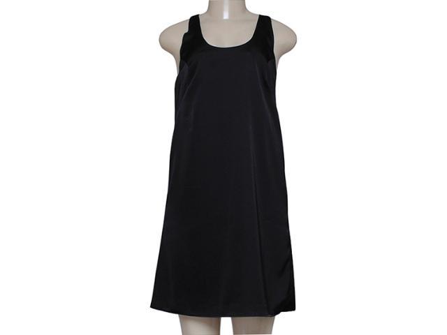 Vestido Feminino Moikana 13045 Preto