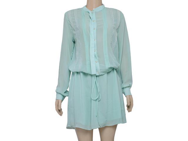 Vestido Feminino Moikana 10021 Verde