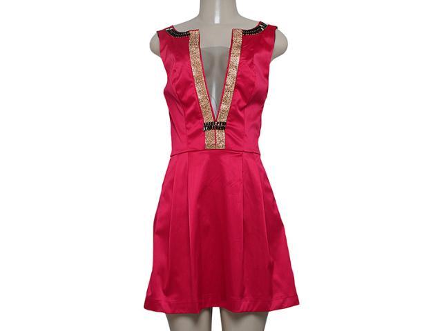 Vestido Feminino Moikana 16027 Pink