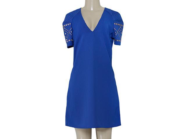 Vestido Feminino Moikana 9042 Azul