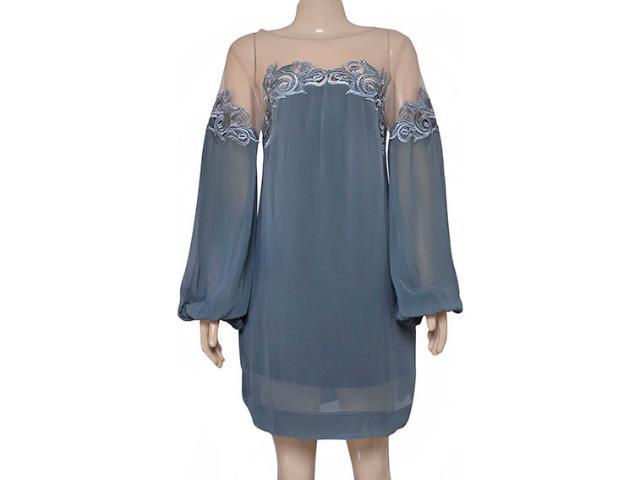 Vestido Feminino Moikana 180013 Grafite